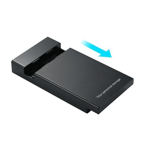 """Внешний 6 Гбит / с USB 3.0 к SATA III 2,5-дюймовый 3,5-дюймовый жесткий диск Корпус HD SSD HDD Box для 2,5 """"3,5-дюймового ноутбука Настольный жесткий диск фото"""