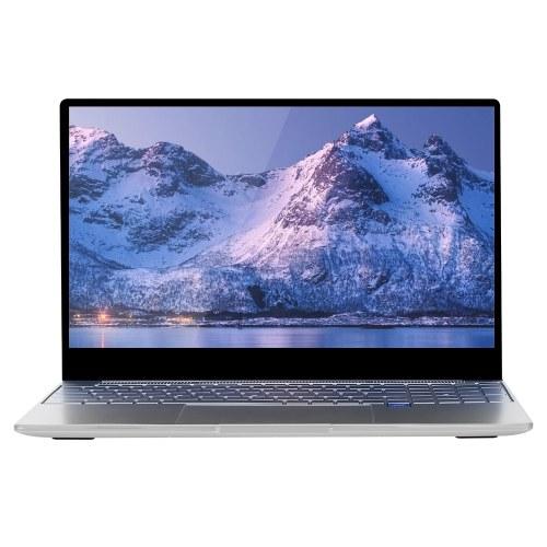 T-bao X8S Pro 15.6 inch Ultra-thin Laptop Intel Core i3 6157U Processor 8GB+256GB Memory 1080P IPS Screen for Office UK Plug