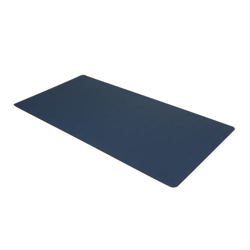 BUBM PU Leather Protector Pad Mouse Pad Mat Desk Writing Mat Waterproof Anti-oil for Office and Home