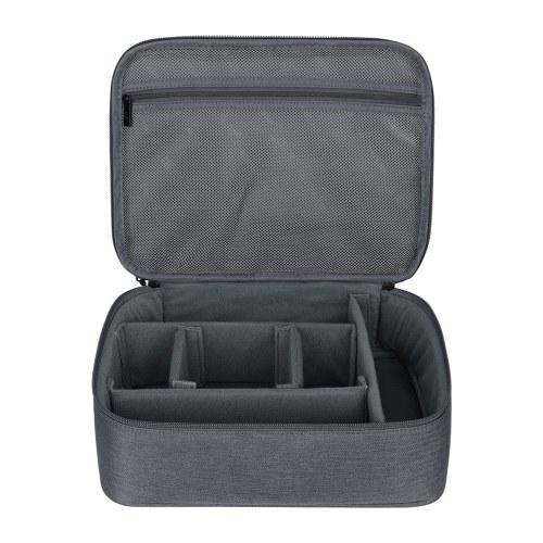 BUBM Multifunctional Hand-held Storage Bag Large Capacity Double-layer Digital Accessory Bag