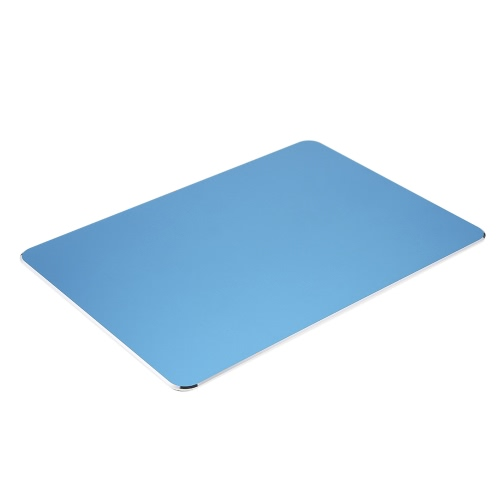 Dual Sides Available Aluminum Alloy Surface Micro Sand Blasting Gaming Mouse Pad