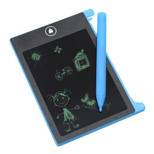 4,4 calowy mini przenośny cyfrowy LCD pisarz pisma bez papieru rysunek szkic Graffiti dzieci zabawki edukacyjne dla dzieci