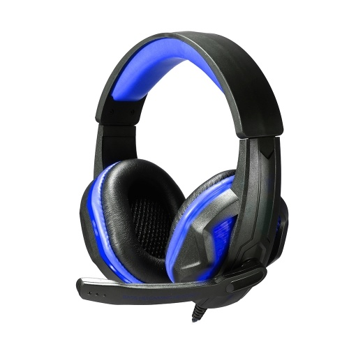 SOYTO SY711MV 3.5mm LED Gaming Headset