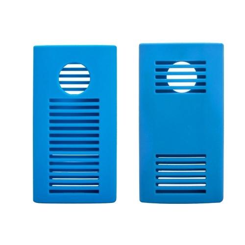 Custodia protettiva in silicone elastico Custodia protettiva SSD per tecnologia G GD DRIVE Mobile SSD 1TB 2TB Blu