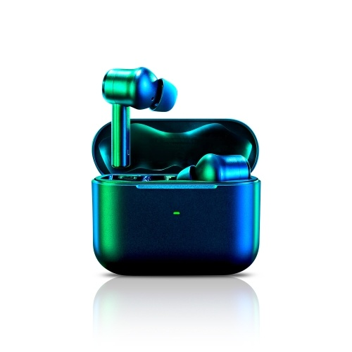 Razer Hammerhead True Wireless Pro True Wireless Bluetooth Earbuds with ANC Noise Reduction Hi-Fi Sound Quality In-ear Design