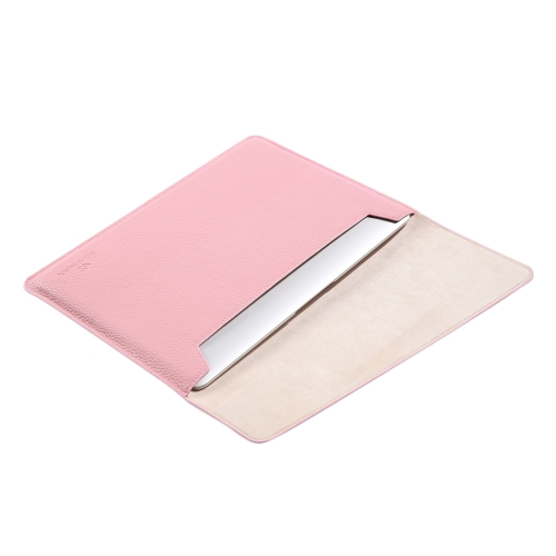 "GEARMAX PU Leather Laptop Sleeve Case Pouch Computer Bag for Macbook Air 11"" Ultrabook Notebook"