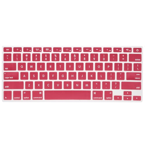 Silicone Anti-dust Ultra-thin Laptop Keyboard Protective Film Cover Sticker Skin US Layout for MacBook 12