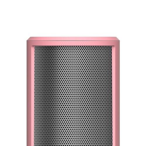 Razer Seiren X Потоковый микрофон USB Встроенное амортизирующее устройство Суперкардиодный датчик 25 мм Конденсаторные капсулы USB Plug & Play Розовый