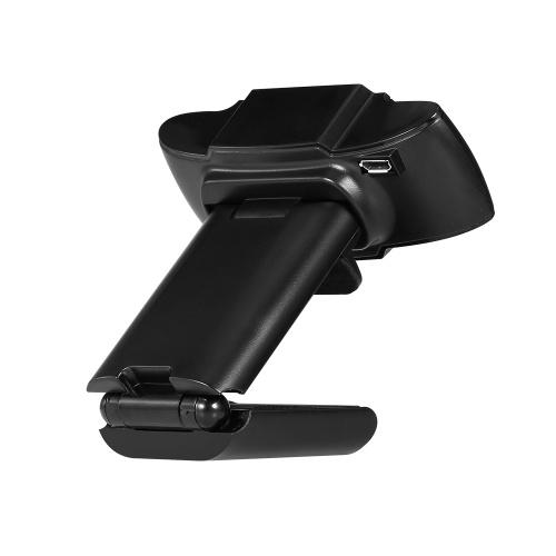 Webcam USB 1080P Videocamera Web con messa a fuoco automatica da 5 MP Microfono fonoassorbente incorporato Videocamera senza unità per PC portatile Nero