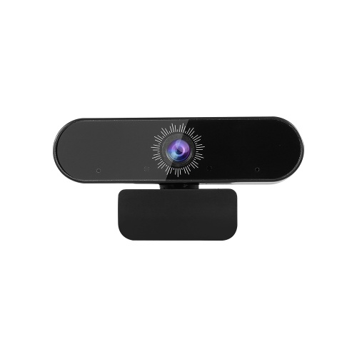 1080P 2MP High-Definition Wide-angle Webcam Video Conference 30fps Web Cam USB Plug & Play Noise-reduction Microphone HD Laptop Computer Camera for Laptop Desktop TV Box