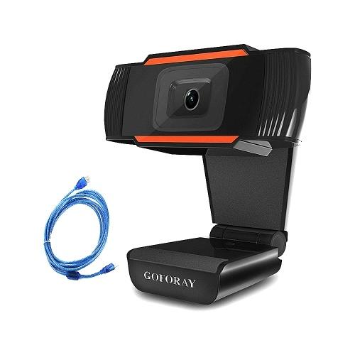 Webcam HD grandangolare 1080P 2MP 30fps Messa a fuoco automatica Web Cam MIC per riduzione del rumore Fotocamera per computer portatile USB Plug & Play USB con cavo di prolunga per computer portatile Desktop TV Box