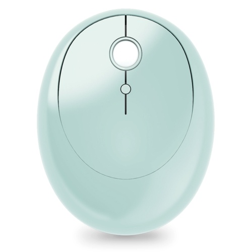 Mouse ergonomico portatile Mofii SM390 2.4GHz Wireless Mouse con 3 DPI regolabili Plug and Play per PC Laptop