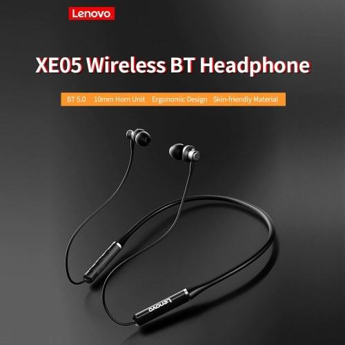 Lenovo XE05 Wireless BT Kopfhörer In-Ear Wasserdichtes Sport Noise Reduction Headset Ergonomisches Design Lange Lebensdauer Grün