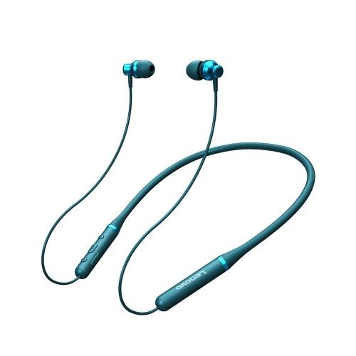 Lenovo XE05 Wireless BT Cuffie In-ear Impermeabile Sport Riduzione del rumore Cuffie Design ergonomico Tempo di lunga durata Verde