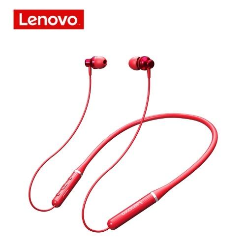 Lenovo XE05 Wireless BT Kopfhörer In-Ear Wasserdichtes Sport Noise Reduction Headset Ergonomisches Design Lange Lebensdauer Rot