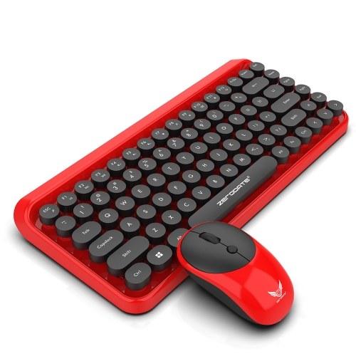 Conjunto de Mouse de Teclado ZERODATE LD-WKM800