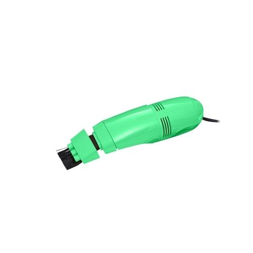 Creative USB Keyboard Пылесос Портативный мини портативный USB-пылесос Клавиатура-пылесос (зеленый) фото
