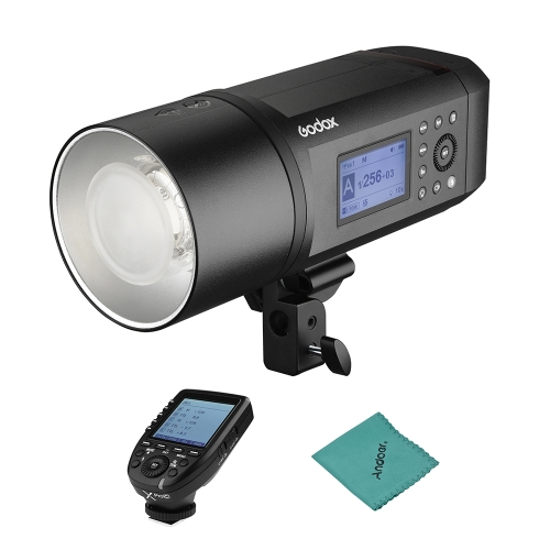 Godox AD600Pro 600Ws TTL GN87 1 / 8000s Zewnętrzna latarka HSS przeznaczona do aparatu Canon EOS Series