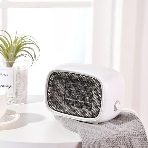 500W теплый воздухонагреватель мини портативный настольный комнатный обогреватель домашний офисный обогреватель белый штекер США