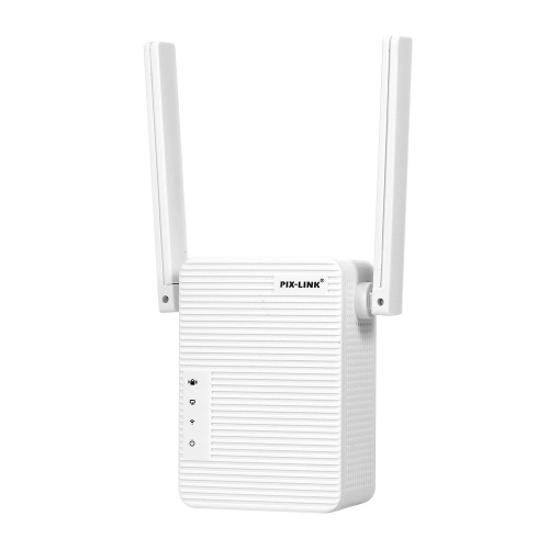 WiFi Repeater/AP Wireless Range Extender Access Point Signal Amplifier 300Mbps with Dual Antennas for Home Office US Plug