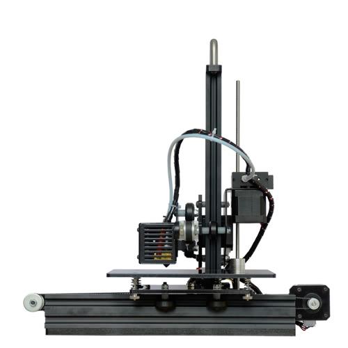 KKmoon haute précision en aluminium métal auto-assemblage 3D Printer Machine