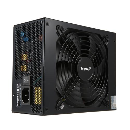 Segotep 1250W GP1350G Komputer ATX Zasilacz górniczy 80Plus Gold Aktywne wsparcie PFC 6 kart graficznych