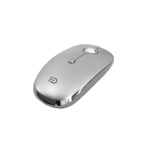 Mouse wireless ricaricabile FD i331D 3 modalità 2000 DPI regolabile regolabile con USB 2.4G USB tipo C Bluetooth 4.0
