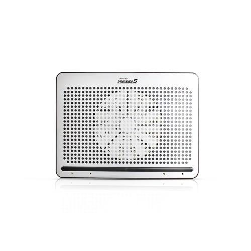 OImaster Регулируемая подставка для ноутбука Вентилируемая подставка для ноутбука Алюминиевая панель рассеивания тепла (серебро) фото