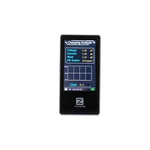 ChargerLAB POWER-Z USB PD Tester MF001 MFi Lightning Tester Voltage Current Meter