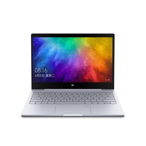 """Тонкий и легкий ноутбук Xiaomi Air 13,3 """"8-й процессор Intel Quad Core i7-8550U 8 ГБ DDR4 512 ГБ PCIE SSD MX250 2G Отпечаток отпечатков пальцев Серебро"""