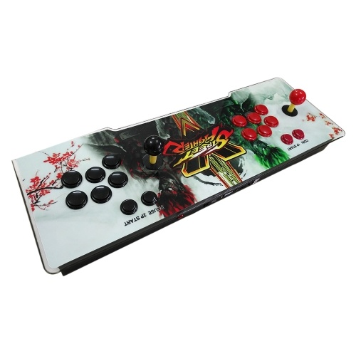 Arcade Console 2200 in 1 2 Players Control + 10pcs Disposable KN95 Mask