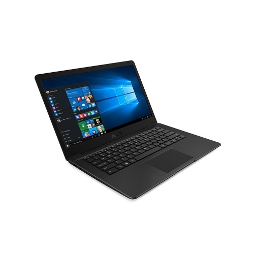 AVITA PURA P01 14 inch Laptop AMD R5-3500U/8GB DDR4/512GB SSD Portable Laptop with 1920*1080 FHD Screen Black EU Plug