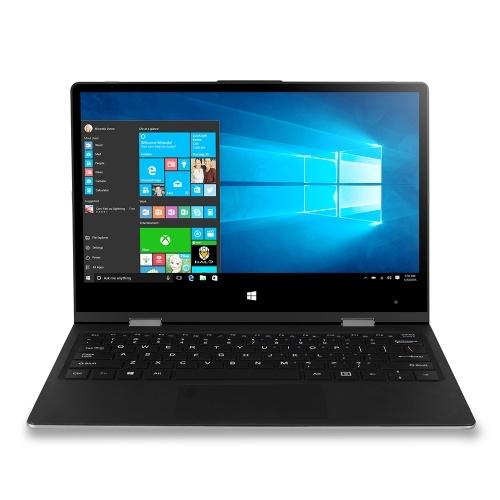 Jumper EZbook X1 11.6 inch Portable Business Laptop with Intel Celeron J3455 CPU 1920*1080 IPS Screen 6GB+128GB Memory