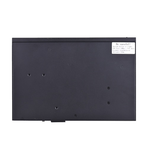 8 + 2BZDN PoE Switch 8 порт Ethernet 2 порт Uplink Ethernet 2.0Gbps через Ethernet IEEE 802.3 48V 3A для камер AP VoIP