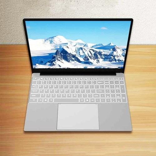 T-bao X8SPRO 15,6-дюймовый ультратонкий ноутбук 1080P IPS Core i3 8G Память 256G SSD Портативный компьютер для офиса и игр фото