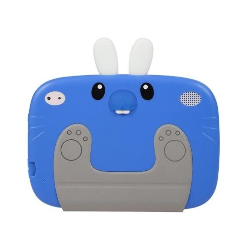 778 Quad Core 7inch Tablets PC Lerncomputer für Kinder Kinder Android 6.0 Blau EU Stecker