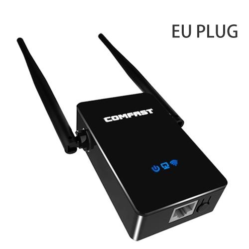 WiFiレンジエクステンダ300Mbps WiFiリピータワイヤレスシグナルブースターアンテナワイヤレスWiFiエクステンダ