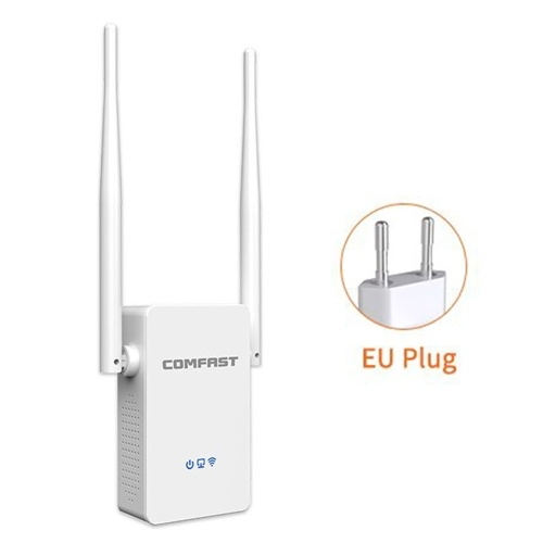 COMFAST WiFi Range Extender 1200Mbps Banda dual WIFI Extender Amplificador de señal Inalámbrico Repetidor de alta velocidad inalámbrico