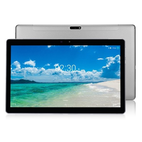 MGX20 11.6 inch Tablet Android 8.1 MT6797 Deca-core Processor 2.0MP + 5.0MP Camera 4GB+32GB Tablet Grey EU Plug