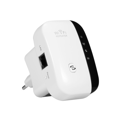 WiFi Signal Amplifier Wireless Repeater 300M WiFi Repeater WiFi Range Extender for Home Office EU Plug