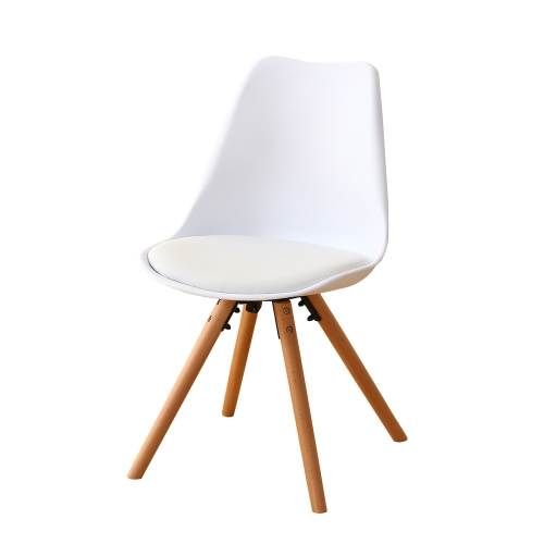 Lot de 2 chaises scandinave Interougehome - 4 coloris disponibles
