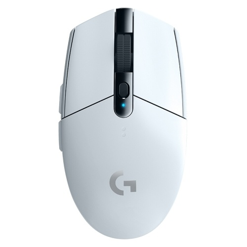 Logitech G304 Wireless Gaming Mouse Lightweight Ergonomic Mice with LIGHTSPEED Wireless Technology HERO Sensor 12000DPI White, TOMTOP  - buy with discount