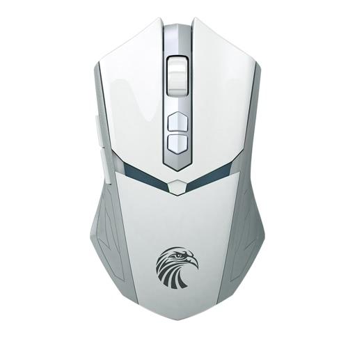 2.4 G sem fio 2400CPI/DPI óptico Esport Gaming botões do Mouse mouses ajustável 7D com USB NANO receptor de alta precisão para PC Laptop Desktop