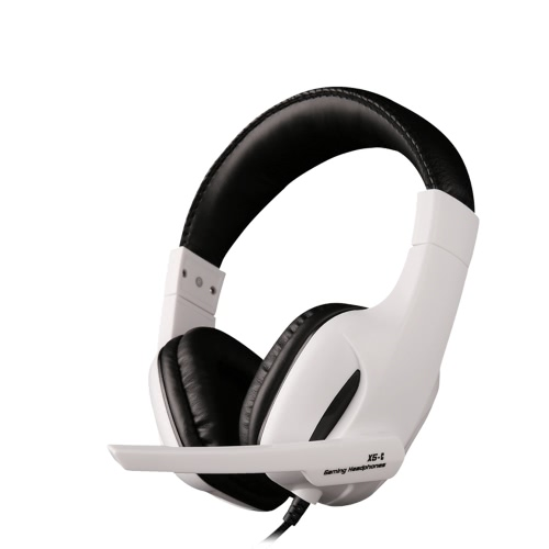 Ovann X5-C Professional Esport Gaming Stereo Bass Headset Headphone Earphone Over Ear 3.5mm Wired with Microphone for PC Computer Laptop