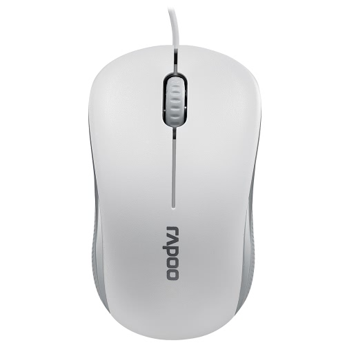 Rapoo N1130 USB verdrahtete optische Maus