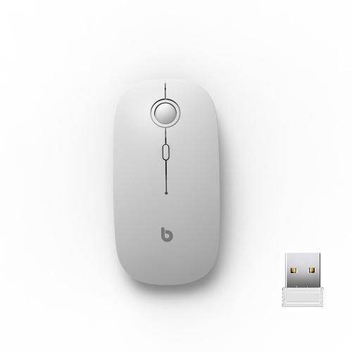 BM05 Wireless Mouse 2.4GHz Adjustable 1600DPI