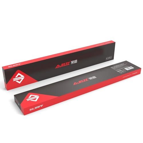 Ajazz Mechanical Keyboard Handgelenkpolster Ergonomischer Komfort Memory Foam Keyboard Handgelenkauflage für Bürocomputer Weiß