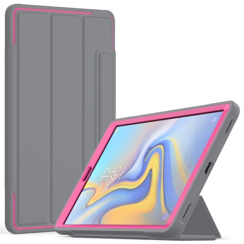 Tablet Case Replacement for Samsung Galaxy Tab A 10.1-inch SM-T510 Shock Proof Case Rose Gray