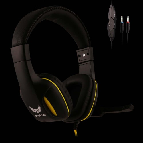 Ovann X5-C Professional Esport Gaming Stereo Bass Headset Headphone
