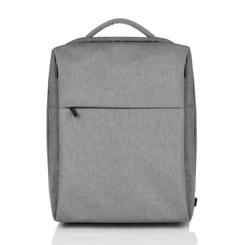 Bild von OSOCE S7 Computer Rucksack Laptop Tablet PC Tasche Wasserdicht mit USB Ladeanschluss für bis zu 15,6 Zoll Laptop schwarz